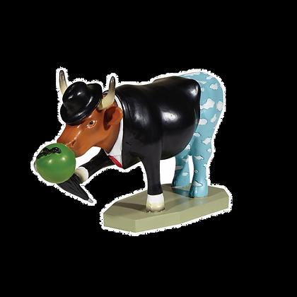 Vache Cow Parade Moyen Modèle Moogritte