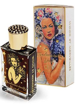 Eau de Parfum Melle Wood Senteur Oud