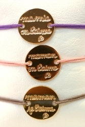 Bracelet Mon Cadeau Préféré Mamie je t'aime