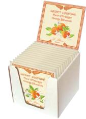 3 Sachets Parfumés Fleur D'Oranger Leblanc-France
