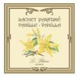 3 Sachets Parfumés Vanille Leblanc-France