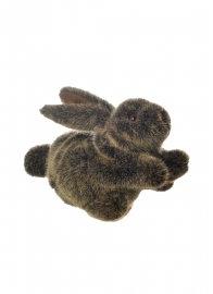 Marionnette Les Petites Marie Lapin Beige 30 cm