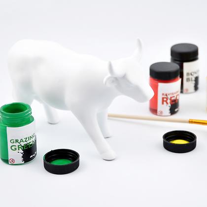 Vache Cow Parade Moyen Modèle C'est Vous l'Artiste