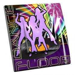 intérrupteur Décoratif Modèle Dance Floor