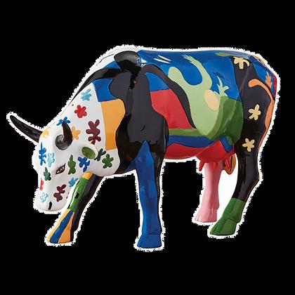 Vache Cow Parade Grand Modèle A la Mootisse