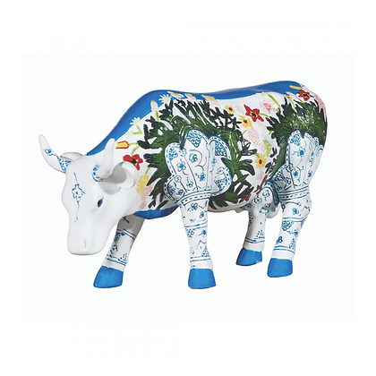 Vache Cow Parade Moyen Modèle Musselmalet