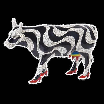 Vache Cow Parade Grand Modèle Paraiso Tropical