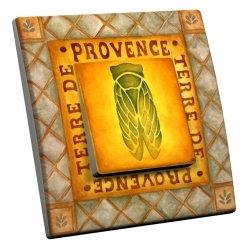 intérrupteur Décoratif Modèle Terre de Provence