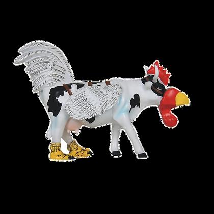 Vache Cow Parade Moyen Modèle Cow Moo Flage