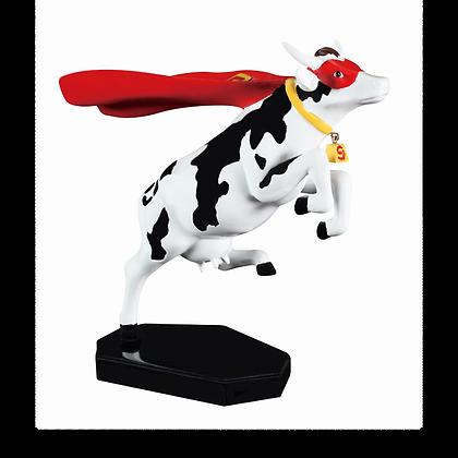 Vache Cow Parade Moyen Modèle Super Cow