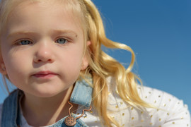 Childrens portrait photographer in San Diego