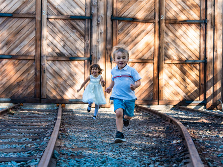 Tips to Prepare Your Kids For a Fun and Relaxed Lifestyle Family Photography Session