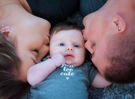 Newborn Family Photos Mission Valley San Diego 92018