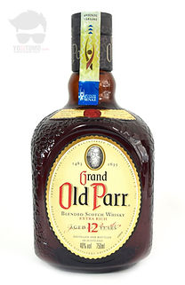 Old Parr licores a domicilio