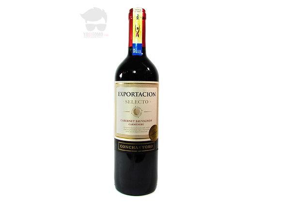 Selecto Concha y Toro Cabernet Sauvignon Carmenere
