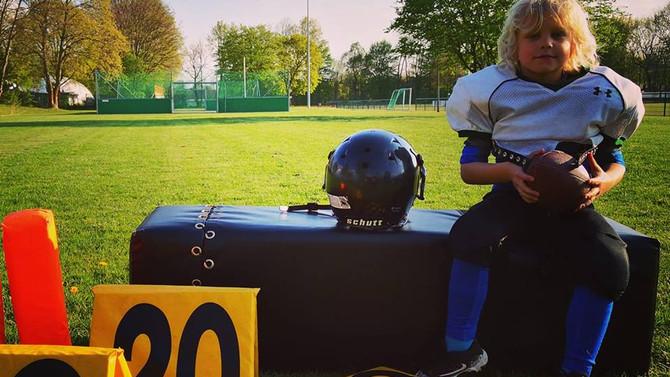 YEAH! Football, jetzt auch schon für U10!