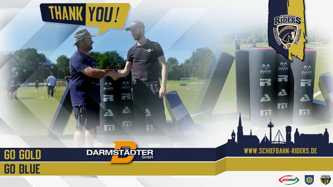 Thank you Darmstätter GmbH!
