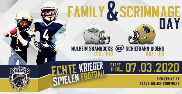 Family & Scrimmage Day