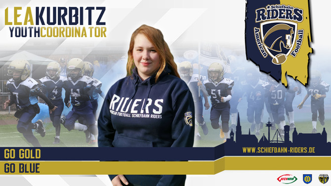 Lea Kurbitz wird Youth Coordinator