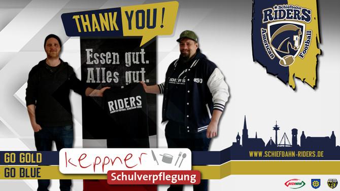 Keppner GmbH wird RIDERS Partner