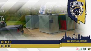 Projekt Material-Container abgeschlossen