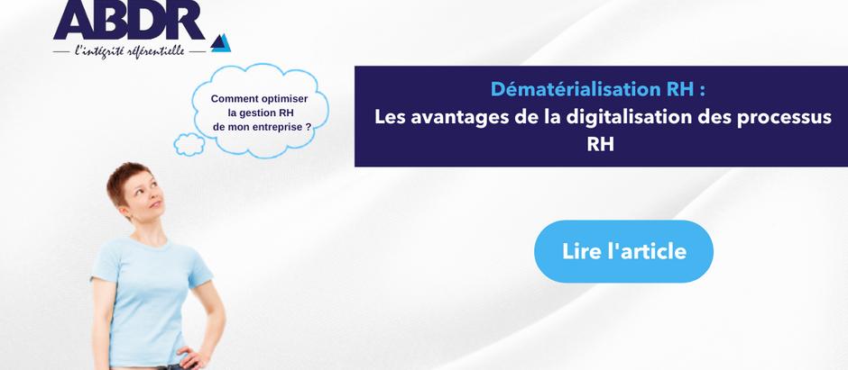 Dématérialisation RH : les avantages de la digitalisation des processus RH
