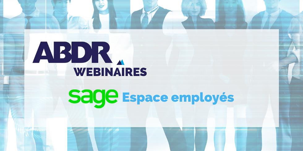 ABDR'Webinaires : Sage Espace Employés (Session 1)