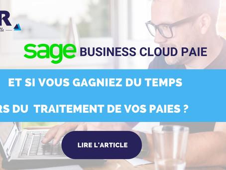 Sage Business Cloud Paie : un gestionnaire de paie efficace pour les entreprises