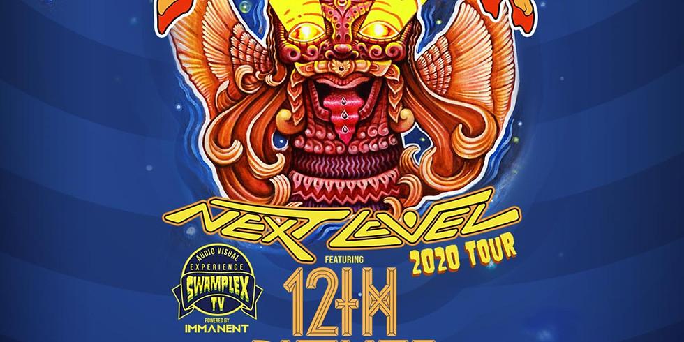 12th Planet: Swamplex Tour at Sunbar Tempe