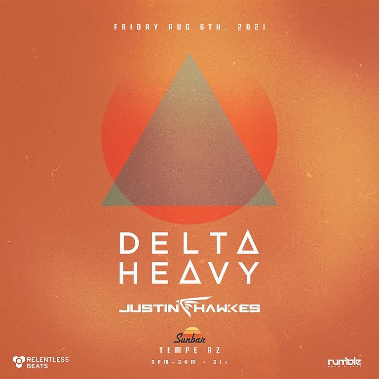 Delty Heavy: Rumble 3-Year Anniversary