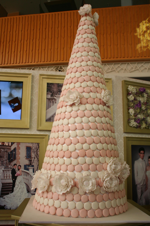 macaron tower 300