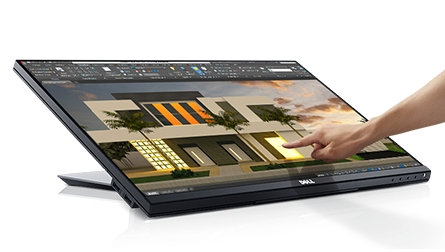 """DELL 24"""" TOUCH MONITOR"""