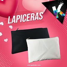 Lapicera color: Blanco y negro
