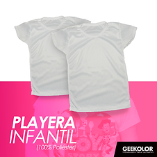 Playera Infantil