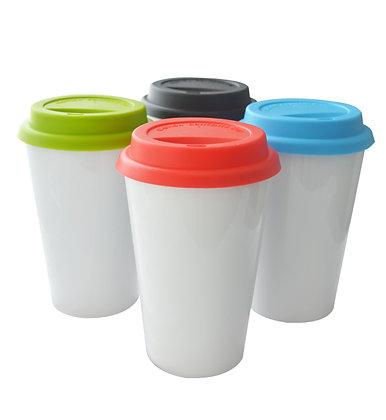 vaso de ceramica, vaso para cafe, personalizado, sublimación, geekolor