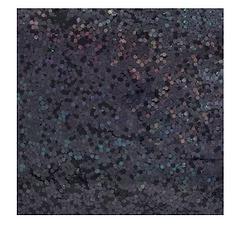 Glitter super grueso 10oz Negro