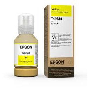 Tinta de Sublimación Epson para SureColor F170 / F570 – Yellow 140ml