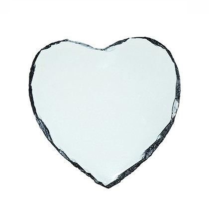 corazón, foto piedra de corazón, sublimación, sublimable