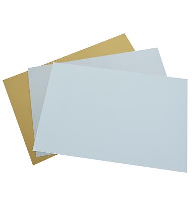 placa de aluminio, aluminio para reconocimiento, reconocimiento, geekolor