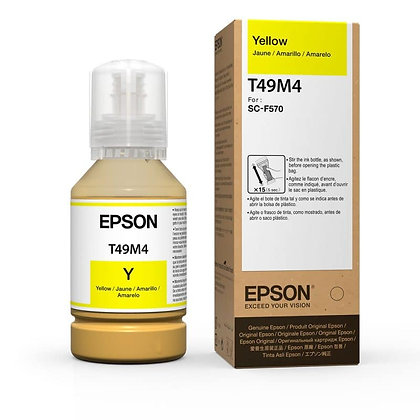 Tinta de Sublimación Epson para SureColor F570 – Yellow 140ml