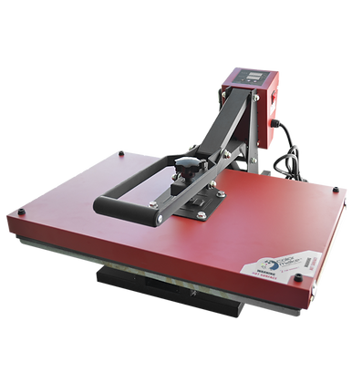 prensa plana color make 40x60 geekolor, the inkjet, plancha plana
