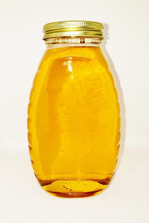 1 pound or16 ounce Glass Jar