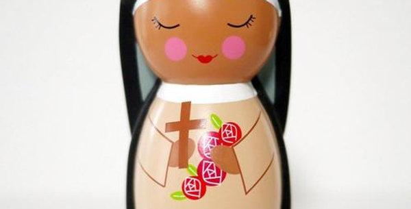 Saint Rose of Lima Shining Light Doll