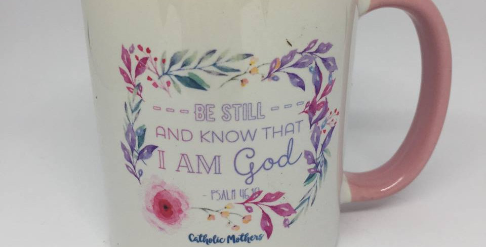 Catholic Mothers Mug, Multi