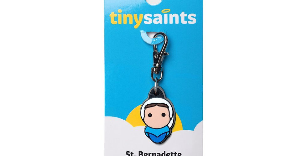 St Bernadette Charm