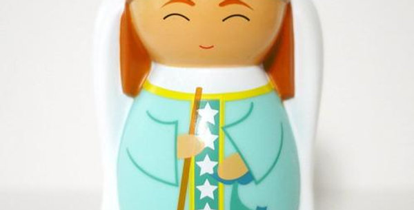 St. Raphael the Archangel Shining Light Doll