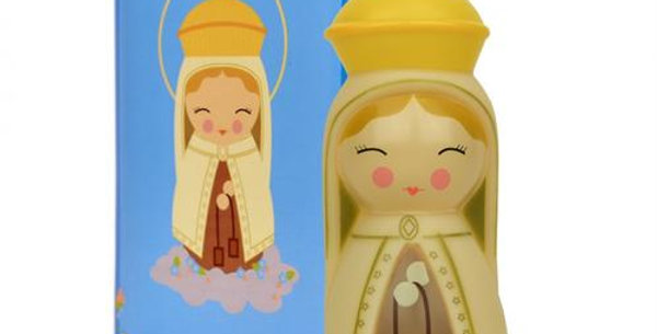 Our Lady of Mount Carmel Shining Light Doll