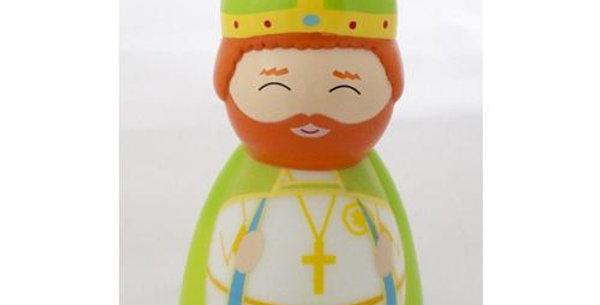 Saint Patrick Shining Light Doll