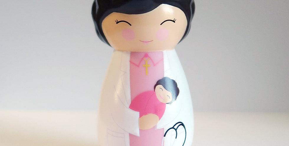Saint Gianna Beretta Molla Shining Light Doll