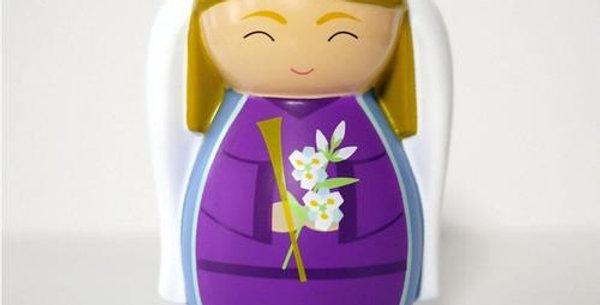 St. Gabriel the Archangel Shining Light Doll